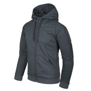 Mikina Urban Tactical Helikon-Tex® - Dvoubarevná Melange Grey / Black (Barva: Melange Blue, Velikost: S)