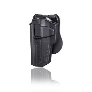 Pistolové pouzdro R-Defender Gen3 Cytac® Beretta 92 - černé, levá strana (Barva: Černá, Varianta: levá strana)
