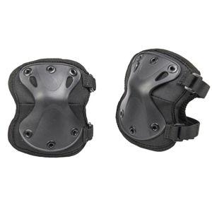Chrániče kolen Protect Mil-Tec® – Černá (Barva: Černá)