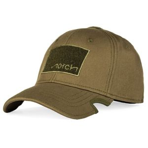 Kšiltovka Classic Fitted Operator Notch® – Olive Green (Barva: Olive Green, Velikost: S/M)