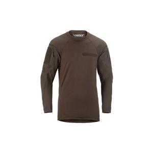 Tričko Clawgear® Mk. II Instructor dlouhý rukáv – RAL7013 (Barva: RAL7013, Velikost: L)