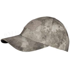 """Kšiltovka """"baseballka"""" Rip Stop Helikon-Tex® - A-TACS AU (Barva: A-TACS® AU Camo™)"""