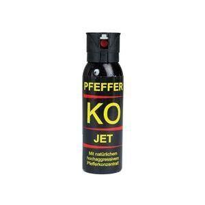 Obranný pepřový sprej Klever® KO JET 100 ml (Barva: Vícebarevná)