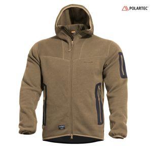 Mikina Falcon Pro Sweater Polartec® Pentagon® – Coyote (Barva: Coyote, Velikost: S)