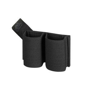 Velcro insert Helikon-Tex® Elastic na dva pistolové zásobníky – Černá (Barva: Černá)