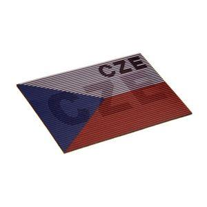 Nášivka Česká republika Dural IR Clawgear® – Vícebarevná (Barva: Vícebarevná)